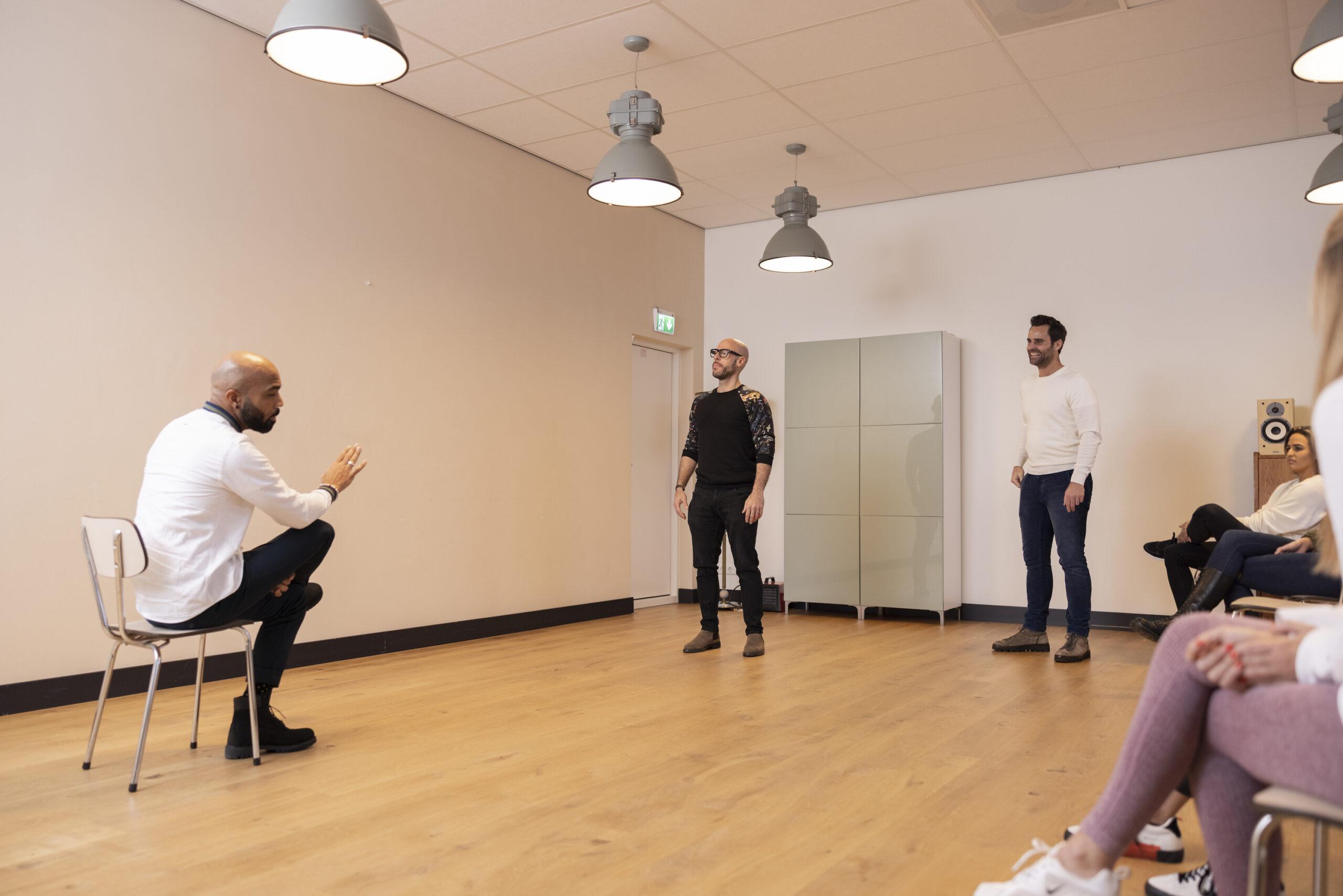 Acteerschool Amsterdam   Theater   Acteren   Klas Alpha