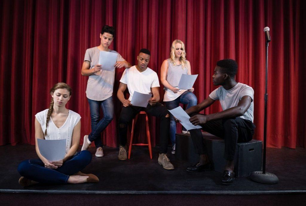 Acteerworkshop Amsterdam | Jongeren | Jeugd | Theater | Klas Alpha